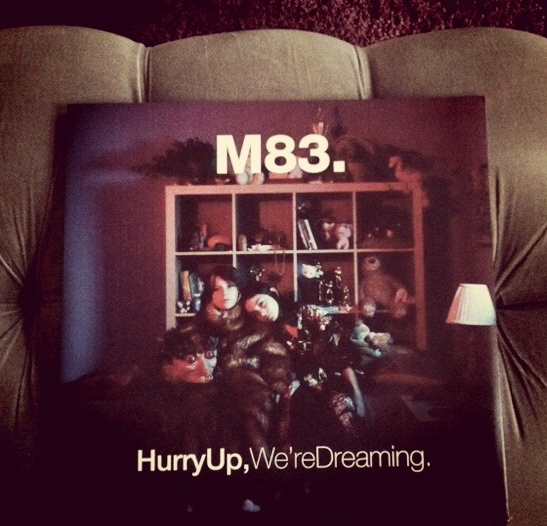 M83 Hurry Up We're Dreaming Vinyl