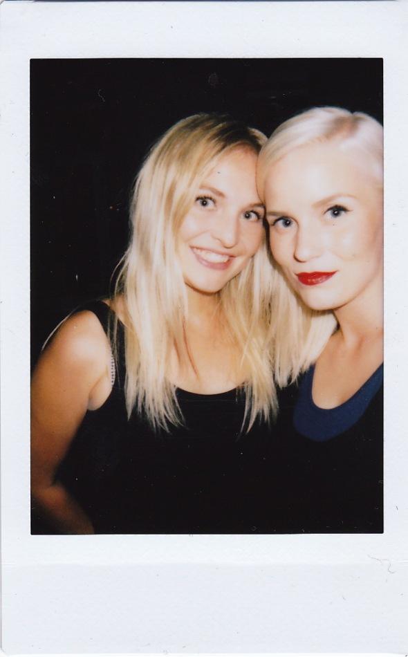 Hanne Ida Polaroid