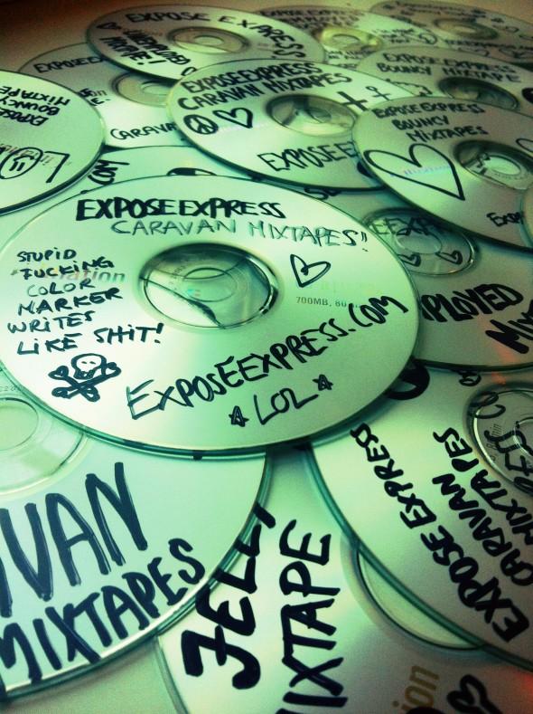 CD MIXTAPE