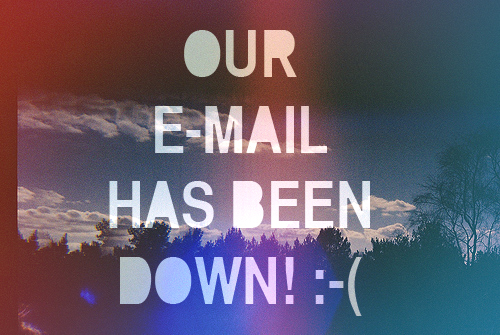 Email Down