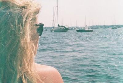 Фото девушки море (215 фото) - avivas.ru